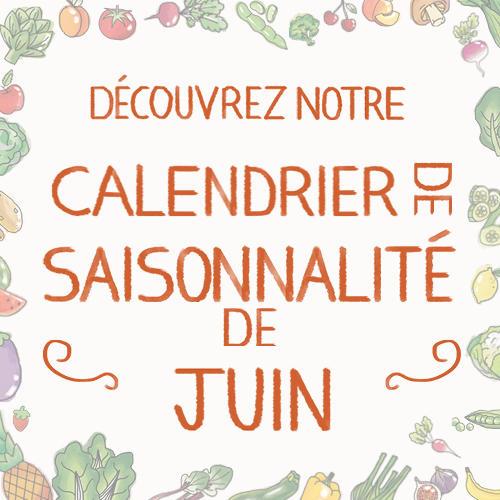 fruits l gumes le calendrier de saisonnalit de juin selon biocoop h nin beaumont. Black Bedroom Furniture Sets. Home Design Ideas